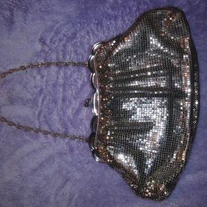 Vintage Whiting and Davis Co Metal Mesh Bag